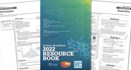 Read the Resource Book